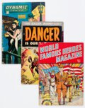 Golden Age (1938-1955):Miscellaneous, Golden Age Miscellaneous Restored Comics Group of 6 (Various Publishers, 1940s-50s).... (Total: 6 Comic Books)