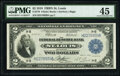 Fr. 770 $2 1918 Federal Reserve Bank Note PMG Choice Extremely Fine 45