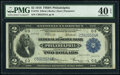 Fr. 755 $2 1918 Federal Reserve Bank Note PMG Extremely Fine 40 EPQ