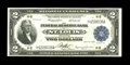 """Fr. 768 $2 1918 Federal Reserve Bank Note Very Fine-Extremely Fine. """"Federal Reserve Bank"""" still maintains emb..."""