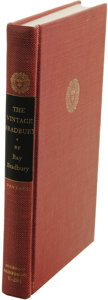 Books:First Editions, Ray Bradbury: Twice Signed The Vintage Bradbury. (New York:Vintage Books, 1965), first edition, 329 pages, rare buckram...