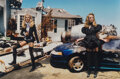 Photographs, David LaChapelle (American, 1964). The World is Gone (from The House at the End of the World series), 2005. Dye coupler ...