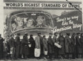 Photographs, Margaret Bourke-White (American, 1904-1971). At the Time of the Louisville Flood, Louisville, Kentucky, ...
