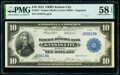 Fr. 817 $10 1915 Federal Reserve Bank Note PMG Choice About Unc 58 EPQ