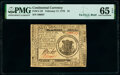 Colonial Notes:Continental Congress Issues, Continental Currency February 17, 1776 $1 PMG Gem Uncirculated 65 EPQ.. ...