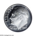 Proof Roosevelt Dimes: , 1996-S 10C Silver PR70 Deep Cameo PCGS. A few freckles of ...