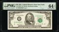 Fr. 2120-B* $50 1981 Federal Reserve Star Note. PMG Choice Uncirculated 64 EPQ