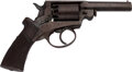 Handguns:Double Action Revolver, Mass Arms Co. Adams Patent Double Action Pocket Model Revolver Stamped Jesse W. James....