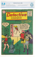 Golden Age (1938-1955):Superhero, Detective Comics #226 (DC, 1955) CBCS VG/FN 5.0 Off-white to white pages....
