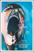 """Movie Posters:Rock and Roll, Pink Floyd: The Wall (MGM, 1982). Rolled, Very Fine+. One Sheet (27"""" X 41"""") Gerald Scarfe Artwork. Rock and Roll.. ..."""