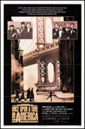 """Movie Posters:Crime, Once Upon a Time in America (Warner Bros., 1984). Folded, Fine/Very Fine+. One Sheet (27"""" X 41"""") Advance Style. Crime.. ..."""