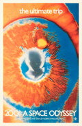 Movie Posters:Science Fiction, 2001: A Space Odyssey (MGM, 1969). Very Fine+ on Linen.
