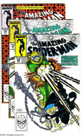 Modern Age (1980-Present):Superhero, Amazing Spider-Man #298-305 Group (Marvel, 1988) Condition: AverageNM-. Venom appearances. Todd McFarlane art. Overstreet 2... (Total:8 Comic Books Item)