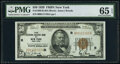 Small Size:Federal Reserve Bank Notes, Fr. 1880-B $50 1929 Federal Reserve Bank Note. PMG Gem Uncirculated 65 EPQ.. ...