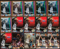 Basketball Cards:Lots, 1992 & 1993 Fleer, Skybox Stadium Club, & Ultra Shaquille O'Neal Collection (33). ...