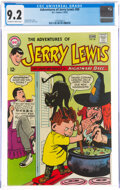 Silver Age (1956-1969):Humor, Adventures of Jerry Lewis #88 (DC, 1965) CGC NM- 9.2 Off-white to white pages....