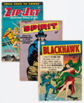 Golden Age (1938-1955):Miscellaneous, Golden Age Comics Group of 5 (Various Publishers, 1946-53) Condition: Average VG-.... (Total: 5 )