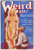 Pulps:Horror, Weird Tales - February 1938 (Popular Fiction) Condition: FN....