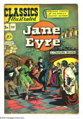 Golden Age (1938-1955):Classics Illustrated, Classics Illustrated #39 Jane Eyre First Edition (Gilberton, 1947)Condition: FN/VF. Original first printing. Overstreet 200...