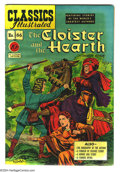 Golden Age (1938-1955):Classics Illustrated, Classics Illustrated #66 The Cloister and the Hearth - FirstEdition (Gilberton, 1949) Condition: FN/VF. Original first prin...