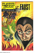 Silver Age (1956-1969):Classics Illustrated, Classics Illustrated #167 Faust - First Edition (Gilberton, 1962)Condition: VF. Original first printing. Overstreet 2003 VF...