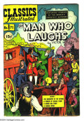 Golden Age (1938-1955):Classics Illustrated, Classics Illustrated #71 and 72 First Edition Group (Gilberton,1950) Condition: Average FN-. This group consists of two com...(Total: 2 Comic Books Item)