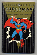 Books:Superhero, DC Archives: Superman Volume 3 (DC, 1989) Condition: NM. Still inoriginal shrinkwrap. Reprints Superman #9-12....