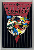 Books:Superhero, DC Archives: All Star Comics Volume 1 (DC, 1991) Condition: NM.Still in original shrinkwrap. Reprints issues 3-6 of All-S...
