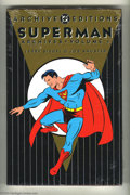 Books:Superhero, DC Archive Editions: Superman Archives Volume 1 (DC, 1989)Condition: NM. Shrink-wrapped hardcover reprinting Superman #...