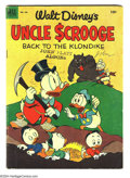 Golden Age (1938-1955):Funny Animal, Four Color Group (Dell, 1953) Condition: Average GD/VG. This groupincludes #456 and #495 (both Uncle Scrooge). Overstreet 2...