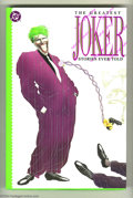 Books:Anthology, The Greatest Joker Stories Ever Told #nn (DC, 1988) Condition: NM.Artists include Neal Adams, Bob Kane, and Dick Sprang....