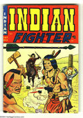 Golden Age (1938-1955):Western, Indian Fighter #2 (Youthful Magazines, 1950) Condition: VF. Bondage cover. Doug Wildey cover and art. Overstreet 2003 VF 8.0...