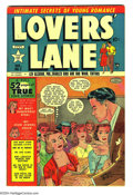 Golden Age (1938-1955):Romance, Lovers' Lane #2 (Lev Gleason, 1949) Condition: VF. Charles Birocover. Overstreet 2003 VF 8.0 value = $38....
