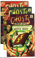 Silver Age (1956-1969):Horror, Many Ghosts of Dr. Graves Group (Charlton, 1967) Condition: AverageFN+. Art by Steve Ditko, Jim Aparo, and Pat Boyette is f... (Total:14 Comic Books Item)