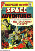 Golden Age (1938-1955):Science Fiction, Space Adventures Group (Charlton, 1960-67) Condition: Average FN.This group includes #31 (VG+) and #60 (VF). Steve Ditko ar...(Total: 2 Comic Books Item)