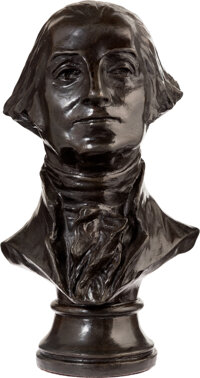 George Washington: Small Table Bust by Frank Gasparro
