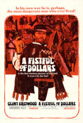 Movie Posters:Western, A Fistful of Dollars & Other Lot (United Artists, 1967). V...