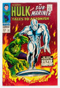 Silver Age (1956-1969):Superhero, Tales to Astonish #93 (Marvel, 1967) Condition: FN-....