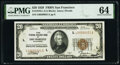 Small Size:Federal Reserve Bank Notes, Fr. 1870-L $20 1929 Federal Reserve Bank Note. PMG Choice Uncirculated 64.. ...