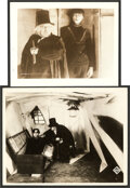 Movie Posters:Horror, The Cabinet of Dr. Caligari (UFA/Goldwyn, 1920/1921). Very...