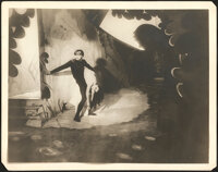 """The Cabinet of Dr. Caligari (Goldwyn, 1921). Very Fine-. Oversized Photo (11"""" X 14"""")"""