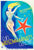 Movie Posters:Fantasy, A Midsummer Night's Dream (Warner-First National, 1935). F...