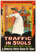 Movie Posters:Exploitation, Traffic in Souls (Universal Film Manufacturing, 1913). Ver...