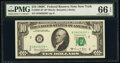 Small Size:Federal Reserve Notes, Fr. 2021-B* $10 1969C Federal Reserve Star Note. PMG Gem Uncirculated 66 EPQ.. ...