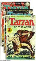 Bronze Age (1970-1979):Miscellaneous, Tarzan Group (DC, 1972-75) Condition: VF. If you haven't read JoeKubert's run on Tarzan, you are in for a real treat. I... (Total:29 Comic Books Item)
