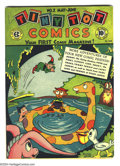 Golden Age (1938-1955):Funny Animal, Tiny Tot Comics #2 (EC, 1946) Condition: VG+. Overstreet 2003 VG4.0 value = $44....