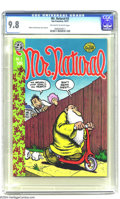Bronze Age (1970-1979):Alternative/Underground, Mr. Natural #2 (Apex Novelties, 1971) CGC NM/MT 9.8 Off-white to white pages. Robert Crumb story, cover, and interior art. T...