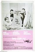 "Movie Posters:Comedy, Boy's Night Out (MGM, 1962). One Sheet (27"" X 41""). Kim Novak starsas a sociology student studying the the sex life of the ..."