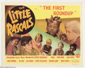 "Movie Posters:Short Subject, Our Gang Comedy (MGM, R-1950's). Lobby Card (11"" X 14""). Prior tothe television debut of the ""Little Rascals,"" Monogram Stu..."