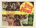 "Movie Posters:Short Subject, Our Gang Comedy (MGM, R-1950's). Lobby Card (11"" X 14""). Prior to the television debut of the ""Little Rascals,"" Monogram Stu..."